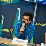 Conférence de presse long métrage en compétition/Feature Film in Competition press conference: