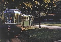 Beograd Tram 70 (TrainsandTravel) Tags: yugoslavia yougoslavie jugoslawien jugoslavija serbia serbien serbie srbija metregauge meterspur voiemetrique uskimanometar trams tramways strassenbahn tramvaji belgrade belgrad beograd tmk101