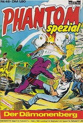 Phantom Spezial #48 (micky the pixel) Tags: comics comic heft adventure dschungel jungle phantomspezial phantom vulkan volcano