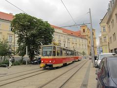 Tatra T6A5, #7946, DP Bratislava (transport131) Tags: tram tramwaj dp bratislava tatra t6a5