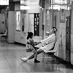 Tokyo Sanja matsuri (Myajima) Tags: japon japan tokyo sanja matsuri festival homme man fille girl metro nihonbashi 日本