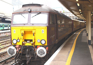 West Coast Railways . 57313 . Victoria Station , London . Friday 25th-May-2018 .