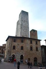 Сан-Джиміньяно, Тоскана, Італія InterNetri Italy 413