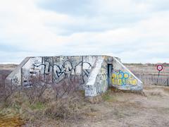 Steunpunt Seydlitz (Pascal Heymans) Tags: 8434 fotokunst noordzee steunpuntseydlitz vlaamsekust zee bunker contemporarylandscape photo photography sociallandscape urban urbanlandscape westende middelkerke westvlaanderen belgië dmcgf1 pascalheymans