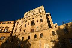 Palermo - Palazzo Reale / Palazzo dei Normanni (bautisterias) Tags: palermo sicily sicilia southernitaly italy unesco arabnormanpalermo d750 sunny blueskies