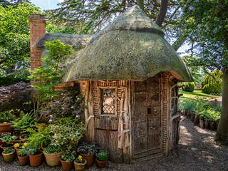 Summer cottage, Charlecote Park, Warwickshire
