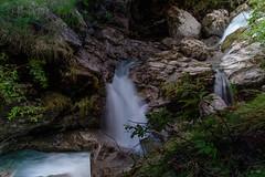 Silky Waterfall (IlMorze) Tags: 1855 bergamo fuji italy vertova xt20 acqua cascate fiume lendscape longexposure natura river rocce water wild italia