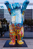 Berlin Buddy Bear (Pascal Volk) Tags: berlin mitte berlinmitte buddybär unitedbuddybears bearsculpture bärenskulptur canonpowershotg1xmarkiii 22mm dxophotolab