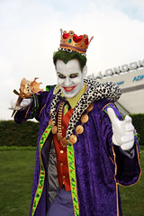 MCM Friday 2018 XXVII (Lee Nichols) Tags: mcmfriday2018 cosplay canoneos600d costume cosplayers comiccon costumes mcmcomiccon mcmlondonmay2018 mcm londonexcel joker thejoker emperorjoker