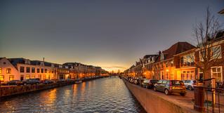 Nieuwe Gracht, Haarlem.