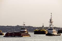 r_180608261_beat0048_a (Mitch Waxman) Tags: brooklyn eastrivershoreline gowanusbay newyorkcity newyorkharbor tugboat newyork