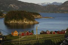 Naustrekkjo (dese) Tags: naust naustrekkjo bjørnefjorden june04 2018 fjord fusa hordaland vestlandet noreg norway june summer europe scandinavia coast