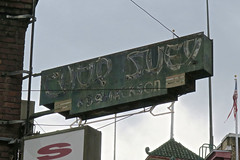Chop Suey, San Francisco, CA (Robby Virus) Tags: sanfrancisco california sf ca asian chinatown chinese chop suey 699 jackson new woey goey restaurant cuisine food neon sign signage