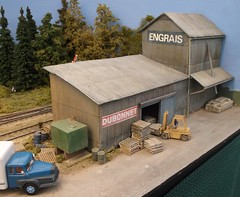 French industry (Phil_Parker) Tags: modelrailway train