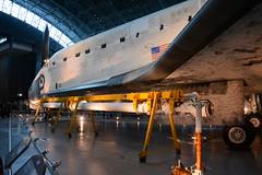 NASM_0048 Canadarm Remote Manipulator System (kurtsj00) Tags: nationalairandspacemuseum nasm smithsonian udvarhazy rockwell space shuttle discovery canadarm remote manipulator system