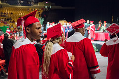 6D-0671.jpg (Tulsa Public Schools) Tags: central commencement graduation highschool ok oklahoma tps tulsa tulsapublicschools graduates people school student students unitedstates usa