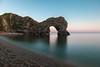 Durdle Door long exposure (Timmers22) Tags: arch dorset durdledoor westlulworth england unitedkingdom gb ocean water sunset sea seaside