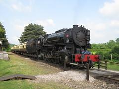 IMG_9243 (JIsaac92) Tags: gwsr cotswold festival steam gala gloucestershire warwickshire railway give regards broadway usa 5197 s160