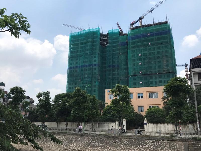 """""""Xem nhà mẫu, mua nhà thực"""" chỉ 1,6 tỷ tại Sky Central số 176 Định Công"""
