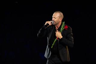 Biagio Antonacci on stage