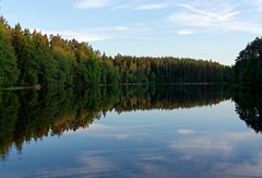 IMGP8103_DxO (heraldofstagnation) Tags: pentax k3ii sigma hsm art 1835mm f18 pikkjärv estonia lake forest reflections rmk dxophotolab
