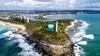 Point Cartwright (martywatson) Tags: queensland australia sunshinecoast drone dji phantom4 cliffs ocean sea coast ruggedcoast caloundra mooloolaba headland coastguard