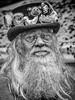Man and Beard (Andy J Newman) Tags: poet row john portrait street d500 nikon silverefex monochrome blackandwhite teller story festival folk folkfestival chippenham beard old man