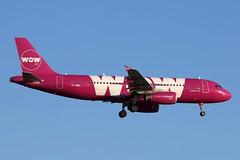 TF-BRO - LGW (B747GAL) Tags: wow airbus a320232 lgw gatwick egkk tfbro