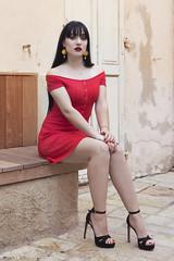 Kotori (Florent Joannès) Tags: shooting shoot photo photography portrait photographie modeling mode makeup toulon casual lifestyle 50mm 2018 kotori