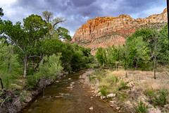 Zion_015-HDR (allen ramlow) Tags: zion national park utah springdale nature rock mesa beauty landscape sonya7iii