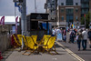 fat bear bar (Mark Rigler -) Tags: gin based drinks £8 boat show poole quay dorset england