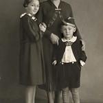 Altes Familiefoto 1938 thumbnail