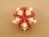 ? (masha_losk) Tags: kusudama кусудама origamiwork origamiart foliage origami paper paperfolding modularorigami unitorigami модульноеоригами оригами бумага folded symmetry design handmade art