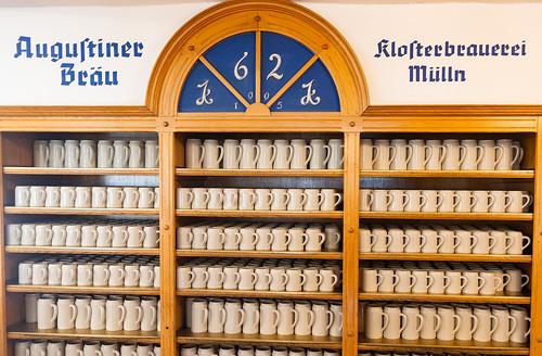 Salzburg 2018 - Augustinerbräu Kloster Mülln
