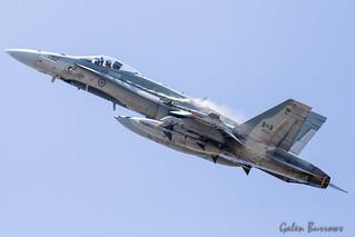RCAF CF188 Hornet