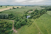 Wharram Percy (Matthew-King) Tags: wharram percy malton abandoned village medieval north yorkshire aerial drone photography church fields green