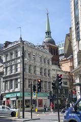 DSC_1174 City of London Church of St. Peter Cornhill (photographer695) Tags: city london church st peter cornhill