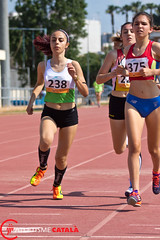 _POU2071 (catalatletisme) Tags: 300mtanques atletisme laura amposta cadet control fca juvenil pista pou