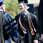 "<b>Commencement 2018</b><br/> Luther College Commencement Ceremony. Class of 2018. May 27, 2018. Photo by Annika Vande Krol '19<a href=""//farm2.static.flickr.com/1733/41557646535_dcf7bd87c7_o.jpg"" title=""High res"">∝</a>"