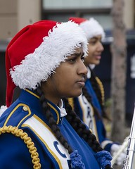 DSC_7390_ep (Eric.Parker) Tags: santaclausparade santa claus parade toronto 2017 marching band uniform school costume instrument music drums november bloor christie military float disney sousaphone musicalinstrument bell christmas