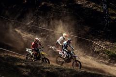 Fighting for Position (mwisniewski91) Tags: mx motocross motorbike bike biker dirtbike offroad motorsport sport action nikon motion motorcycle track racing racetrack forest