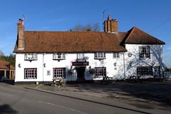 151113#03 Hurst Castle Inn (Steveox55) Tags: berkshire hurst pub road