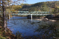 Cheat River (joseph a) Tags: rowlesburg westvirginia bridge cheatriver us50 route50 usroute50