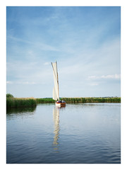 Alice Rose (Steven Docwra) Tags: 3riversrace norfolkbroads alicerose eastanglia broadsnationalpark sailing boat race bluesky 2017 riverthurne riverbure riveryare