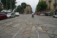 2018-05-FL-188884 (acme london) Tags: cobbles milan paving stonefloor street tracks tram