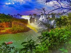 Iguazú (uvahay) Tags: cataratas iguazú america argentina sony