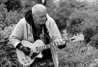 Street musician #1