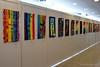 The Queue (Sockenhummel) Tags: 2018 celle patchworktage ausstellung gilde quilt patchwork textilkunst exhibition