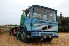 Supreme Mammoth Major. (Renown) Tags: lorry truck eightwheeler 8x4 aec mammothmajor ergomatic tiltcab av760 supremecoaches malta zejtun