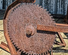 I Saw Rust (augphoto) Tags: augphotoimagery blade decay old rust rusty texture weathered plumbranch southcarolina unitedstates